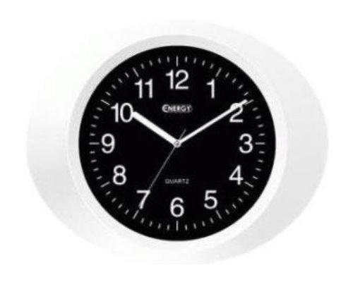 Часы настенные кварцевые ENERGY ЕC- 05 овальные