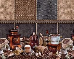 Клеенка DEKORAMA 1,4м 060А кофе