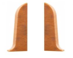 Заглушка левая и правая T.plast 016 Орех светлый