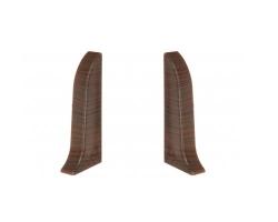 Заглушка левая и правая T.plast 065 Венге кофейный
