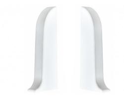Заглушка левая и правая T.plast 060 Белый