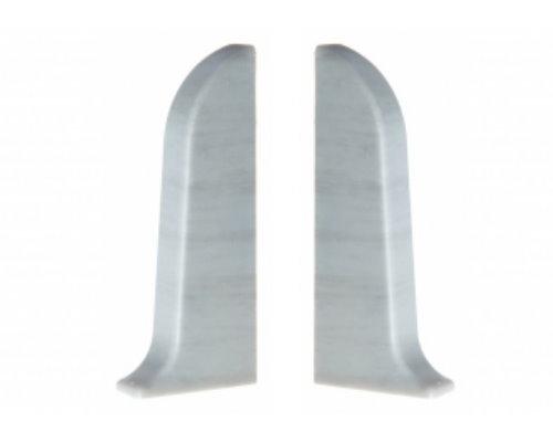 Заглушка левая и правая T.plast 036 Сосна серая