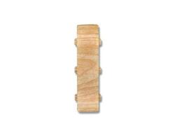 Соединитель T.plast 058 Ясень натуральный (2шт.)