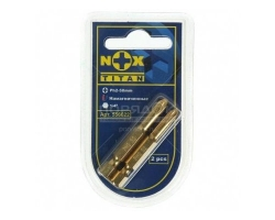 Бита Nox Titan Ph 2- 50мм (2шт. на блистере)