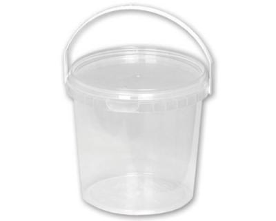 Ведро пластм. фасовочное 2л с крышкой