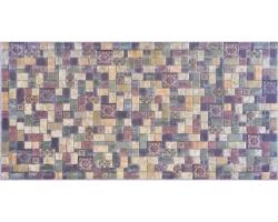 Панель ПВХ 0,4мм мозаика Травертин лайм
