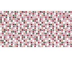 Панель ПВХ 0,4мм мозаика Абрикос