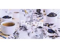 Панель ПВХ 0,3мм мозаика Чайная церемония