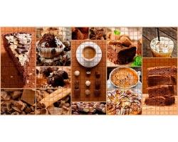 Панель ПВХ 0,3мм мозаика Десерт