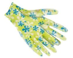 Перчатки садовые BOXER с нитр. покрытием