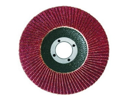 Диск лепестковый 125*22,2мм зерно 100 Targ