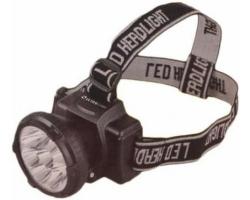 Фонарь Ultra Flash 5365 (налобный, 5 LED, аккум.)