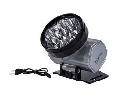Фонарь Ultra Flash 5371 (налобный, 10 LED, аккум.)