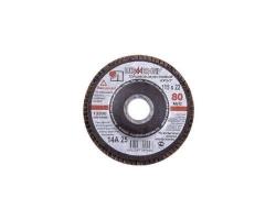 Круг лепестковый 150*22 зерно А80 (Луга)