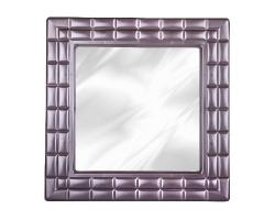 Зеркало Ника 49,5*49,5*2,5см квадр. венге М6687