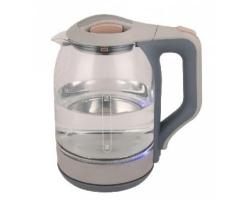 Эл. чайник AMPIX  AMP-1905 (1,8л, стекло)