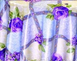 Клеенка DEKORAMA 1,4м 096C розы