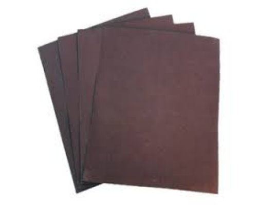 Ткань водостойкая шлиф. 230*280мм зерно  80 (10л)