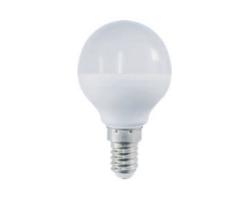 Лампа  LED ПРОГРЕСС Шар  9Вт Е14 (Белый свет)