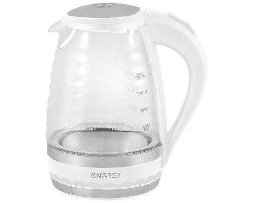 Эл. чайник ENERGY Е-284 (1,5л) стекло