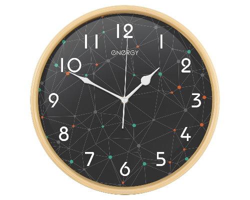 Часы настенные кварцевые ENERGY ЕC-107 круглые
