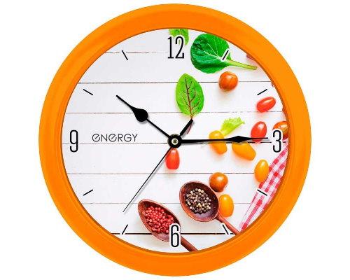 Часы настенные кварцевые ENERGY ЕC-111 специи