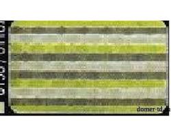 Дорожка Fiskos  40*60см зеленый