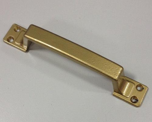 Ручка-скоба РС-100-3 металлик золото ВЕГА