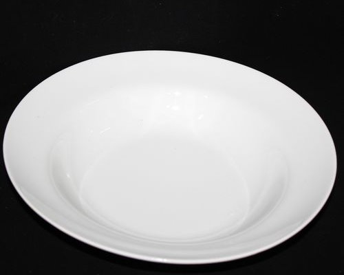 Тарелка глубокая 200мм Идиллия Белье