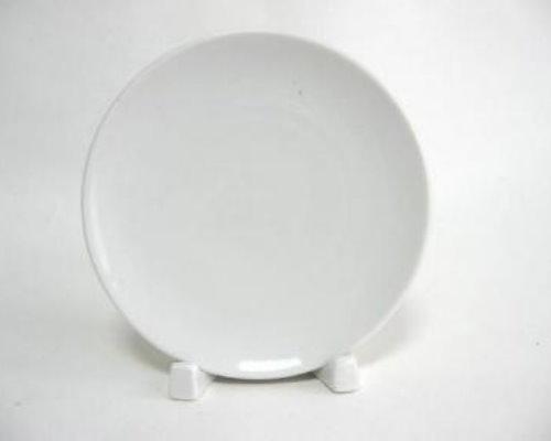 Тарелка мелкая 170мм Идиллия Белье