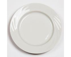 Тарелка мелкая 175мм Голубка Белье
