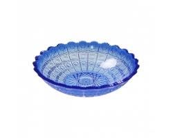 Блюдо Афродита 275мм синий М5976