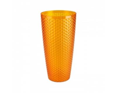 Ваза Мозаика Люкс оранж. М5609
