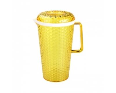 Кувшин 2,5л с/кр.Мозаика желт. М5575