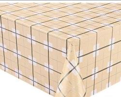 Клеенка ЖАСМИН на ткани 1,37м 613AB-8057
