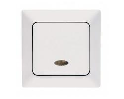 Выключатель Aras 110-01И NE-AD (1кл, с/п, инд)
