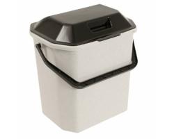 Ведро для мусора 10л С163 ПБ