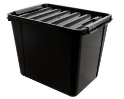 Ящик Full Black 25л C50904 ПБ