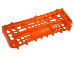 Полка для инструментов 450мм оранжевая 2970 IDEA