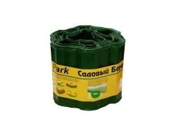 Бордюр для газонов, грядок Park 10см*9м зеленый