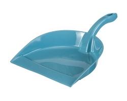 Совок для мусора Идеал серо-голубой 5190 IDEA