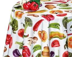 Клеенка DEKORAMA 1,4м 114А овощное ассорти