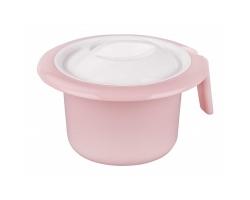 Горшок детский Кроха с/кр розовый М6863