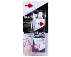 Герметик для прокладок 85г AIM-ONE Черный