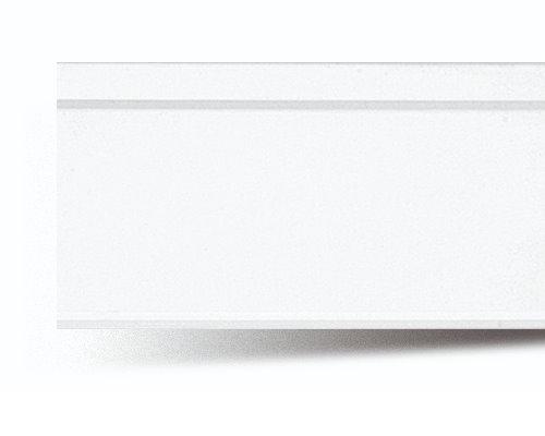 Вагонка ПВХ 10*300см белая