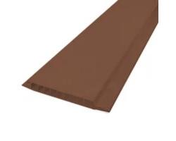 Вагонка ПВХ 10*300см шоколад