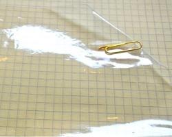 Клеенка прозрачная Crystal 1,35м (толщ. 0,2мм)