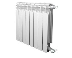 Радиатор алюмин. FIRENZE AL 500/80 (4 секции)