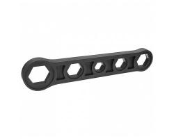 Ключ для заглушки для радиатора пластик