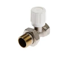 Клапан регулирующий для радиатора прямой 3/4 СТМ